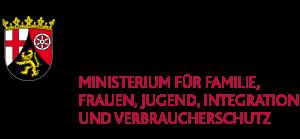 Das Ministerium für Familie, Frauen, Jugend, Integration und Verbraucherschutz (MFFJIV) ist Förderer der video/film tage von medien.rlp