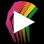 Das Logo der video/film tage von medien.rlp Institut für Medien und Pädagogik e.V.